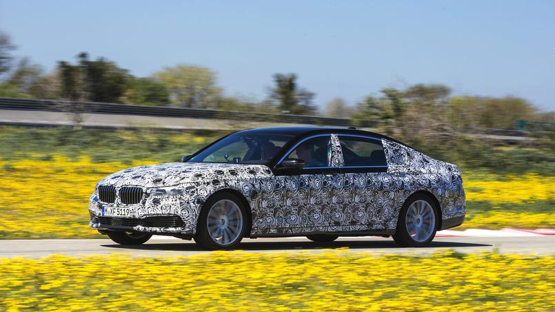 2016 BMW 7 Series Driving Impressions