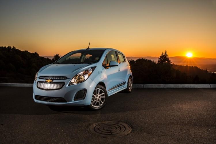 2016 Chevrolet Spark EV Release Date, Specs