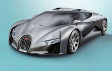 Future Bugatti Chiron 2016 : 0-100 Km/h in 2 Seconds