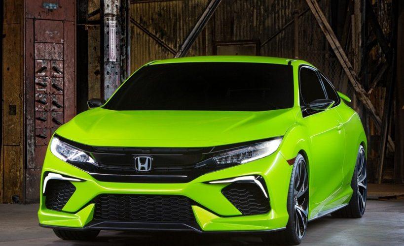 Honda prepares the Tenth Generation Civic