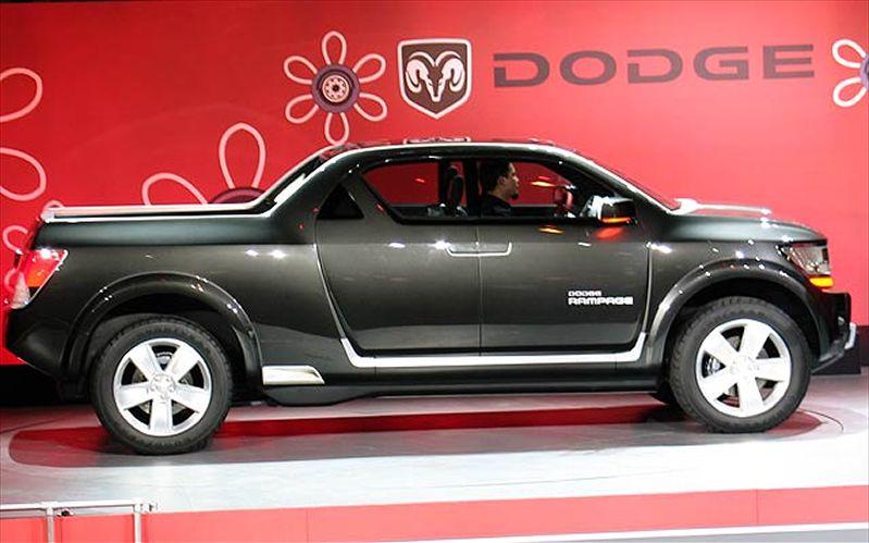 2016 Dodge Rampage Specs, Engine, Redesign, Price