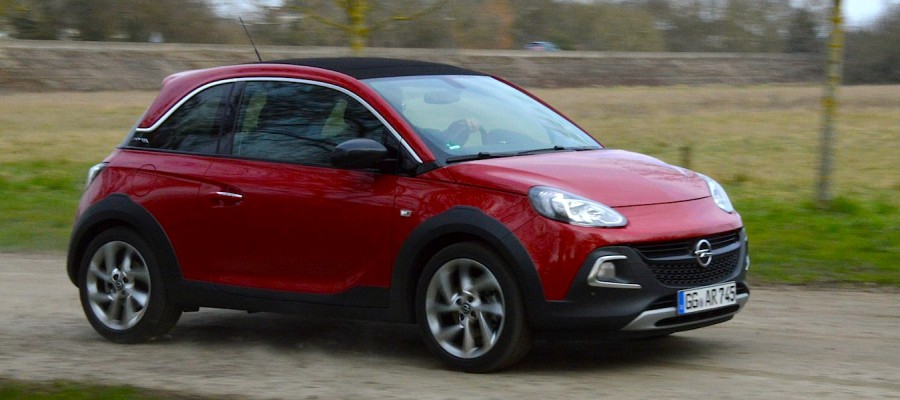 Opel Adam Rocks 1.0 Turbo 115 Test and Review