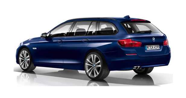The BMW 5 Series Edition Offers Excellent Equipment