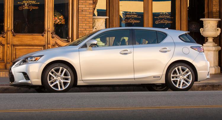 2016 Lexus CT 200h Specs an New Design