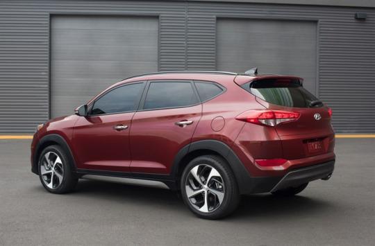 All About 2016 Hyundai Tucson. Specs, Price, Photos