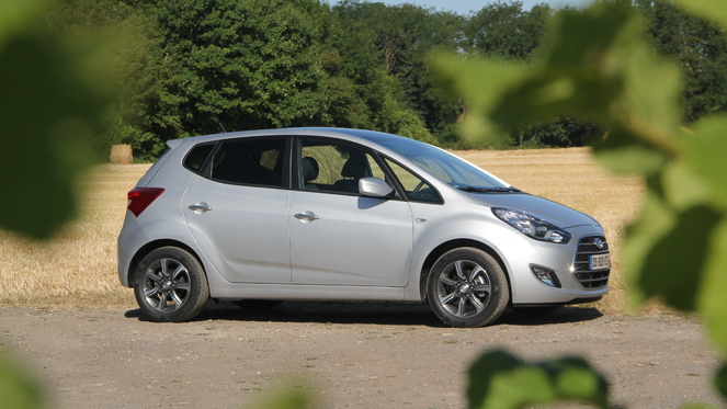2015 Hyundai ix20 facelift Test and Review