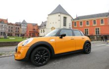 2015 Mini Cooper S 5 Door Review and Test Drive