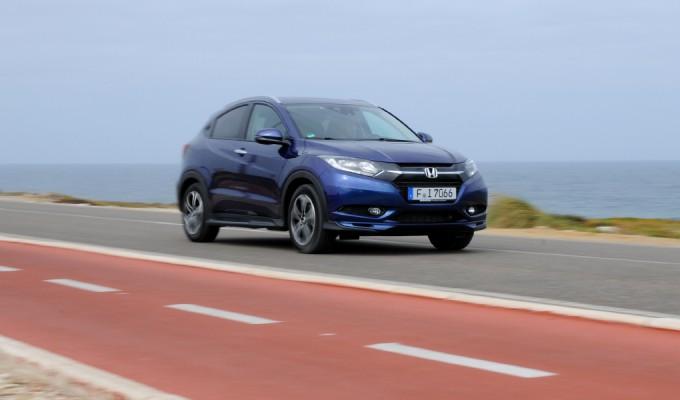 Honda HR-V Test