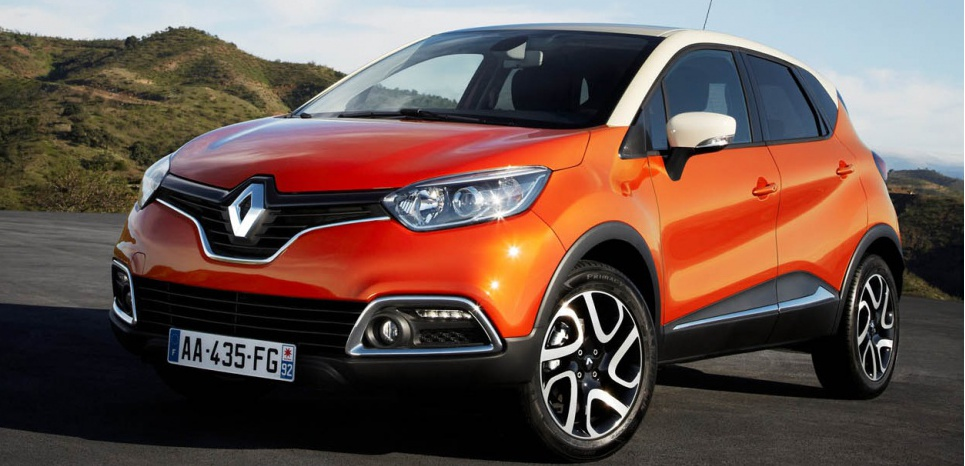 Renault Captur Test and Review