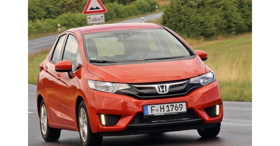 Road Test : Honda Jazz 3 - Honda Jazz 1.5 RS i-VTEC (A)