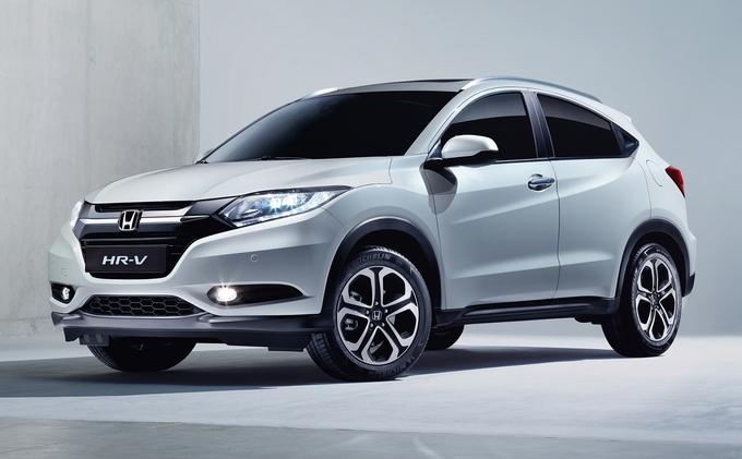 2015 Honda HR-V 1.6 i-DTEC Test and Review