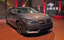 2016 Honda Civic Redesign, Specs and Release Date