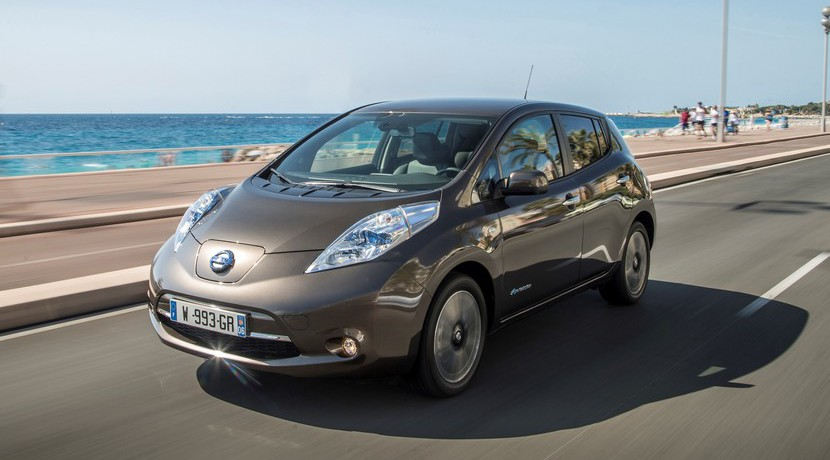 2016 Nissan Leaf Release Date And 250 km of autonomy
