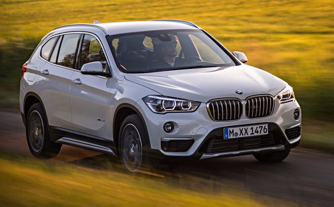 BMW X1 Xdrive 25d Xline 5dr Test & Review