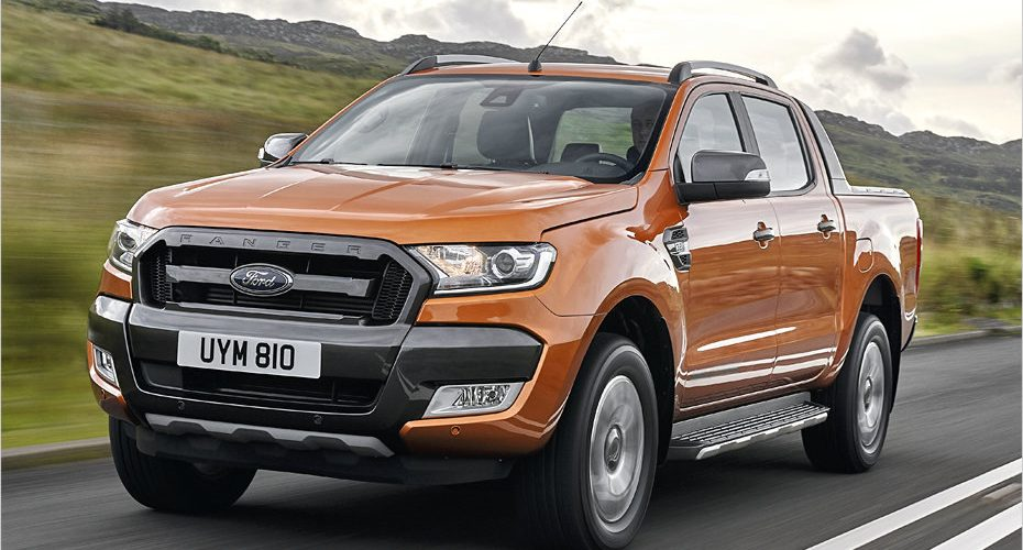 The New Ford Ranger 2016, European premiere for pick-up