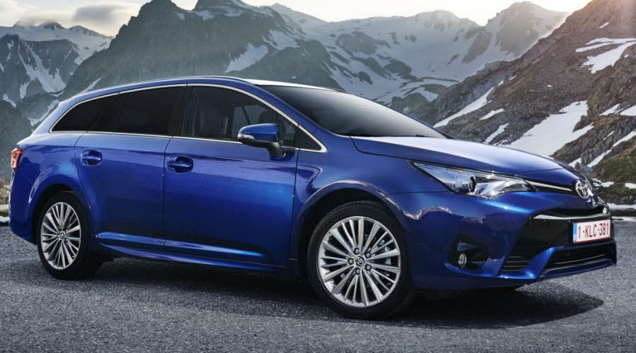 Toyota Avensis Facelift 2015 Specs, Review, Price