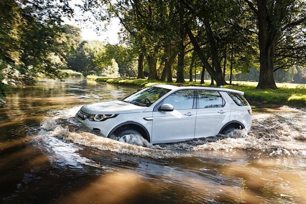 2015 Land Rover Discovery Sport 2.0 TD4 180HP Test And Review
