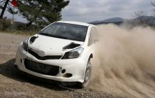 All About Toyota Yaris WRC 2015