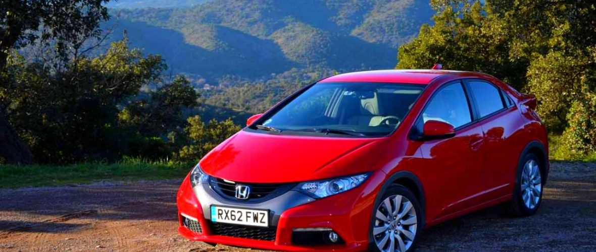 New engines i-VTEC 1.0 and 1.5 liters for Next Honda Civic 2017