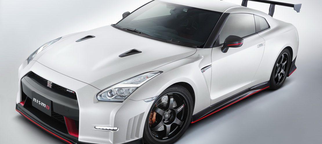 Nissan Brings GT-R Nismo N-Attack at the SEMA Show