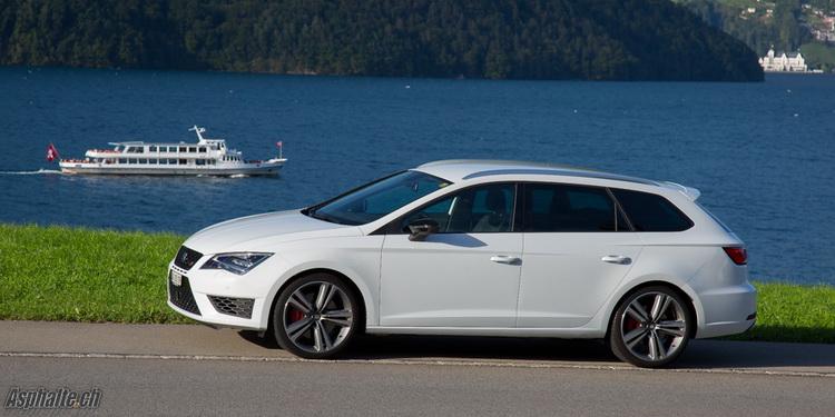 Seat Leon Cupra ST Test & Review
