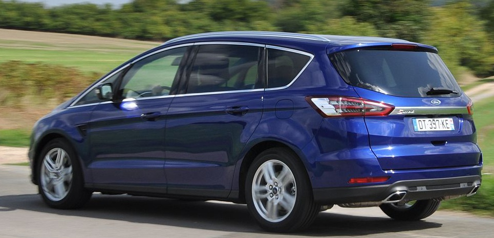 2016 Ford S-Max Review, Great Family Car to Drive