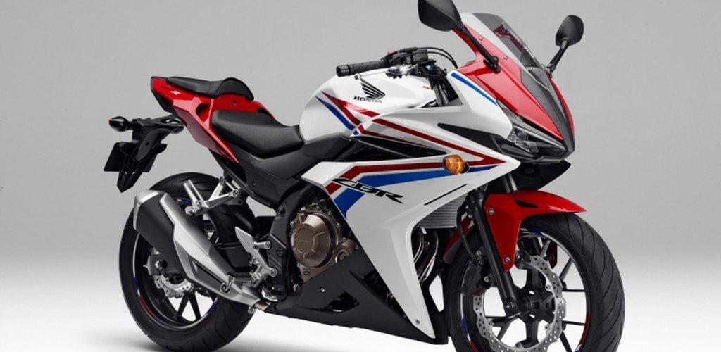 Honda CBR400R Unveiled