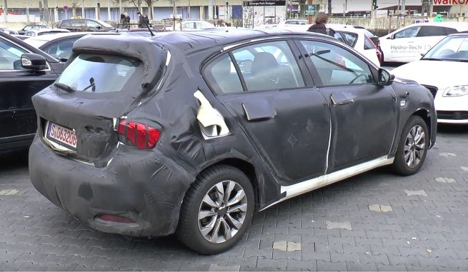 2016 Fiat Tipo Spy Photos, Price, Release Date
