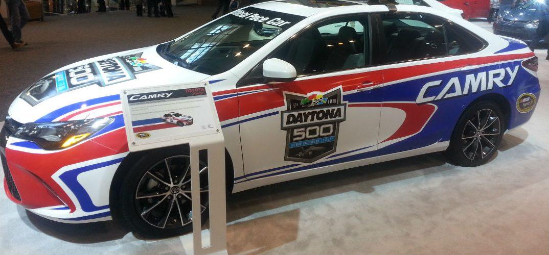 2015 Daytona 500 Pace Car