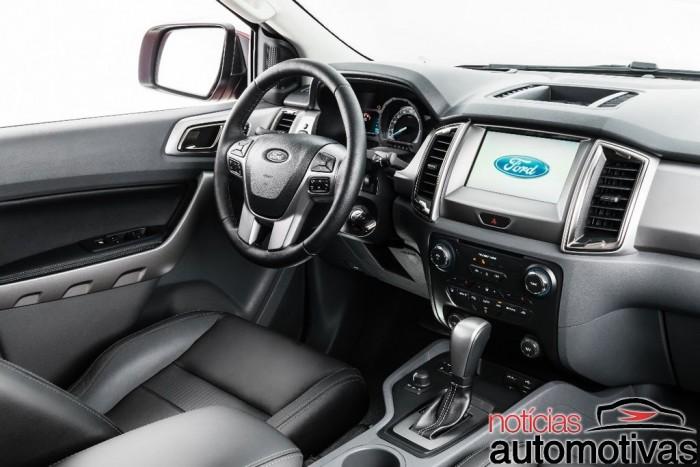 2017 Ford Ranger Interior Photos - Officially Release