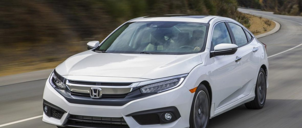 New Honda Civic will be launched in Brazil in April 2016