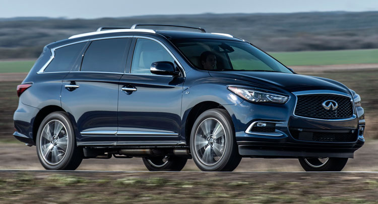 2016 Infiniti QX60 Price, Specs & Review