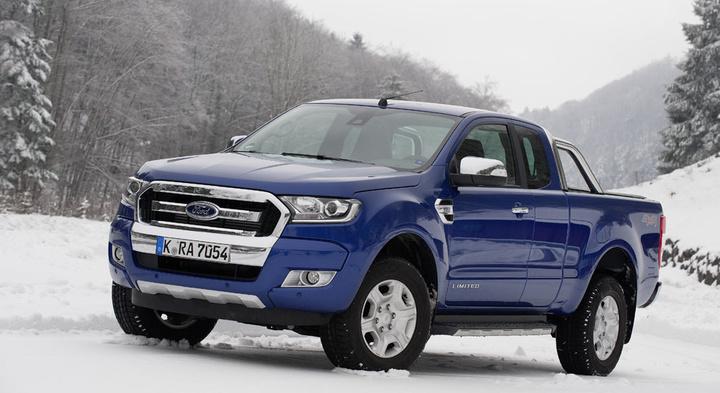 Ford Ranger 2016 Review