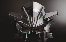 Kawasaki Ninja HR2 Top Speed! Move Over Hayabusa