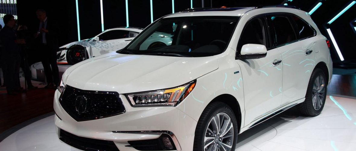 2017 Acura MDX Specs, Release Date and Details