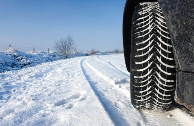 Car Care Tips : winter tire safety tips