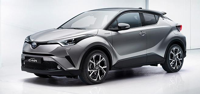 Toyota C-HR Release Date, Price & Specs