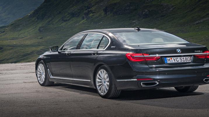 BMW 7 Series iPerformance hybrid price