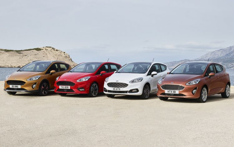 New 2017 Ford Fiesta and Revealed, 'Fiesta Active' crossover