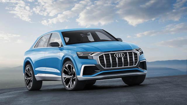Detroit 2017: Audi Q8 Concept