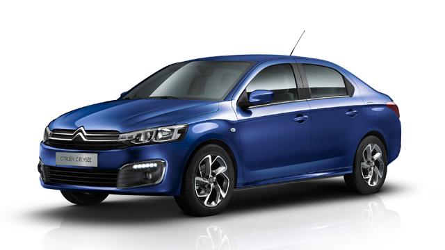 La Citroën C-Elysée Price