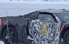 Spyshots: Chevrolet Corvette Zora
