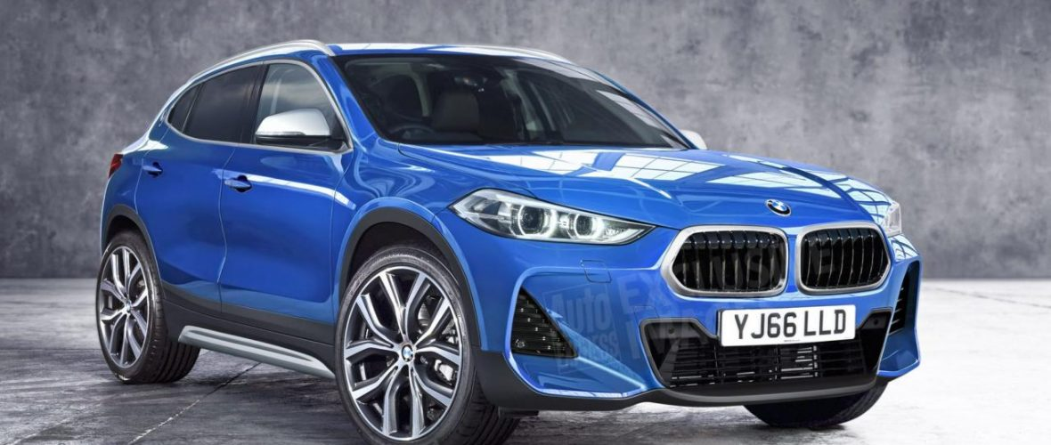 2019 BMW X2 Release Date