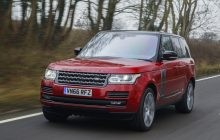 Range Rover SVAutobiography Dynamic Test