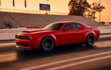 2018 Dodge Challenger SRT Demon Drags Specs, Photos, Details