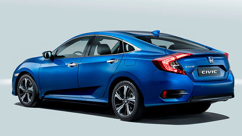 2017 Honda Civic Sedan Specs And Details