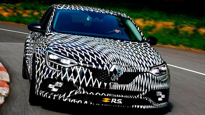 2018 Renault Megane RS Specs and Details