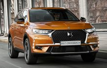 2018 DS 7 CROSSBACK Specs and D