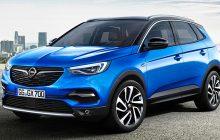2018 Opel Grandland X Specs and Details