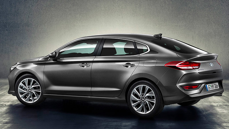 Hyundai i30 Fastback 2018 Specs and Details